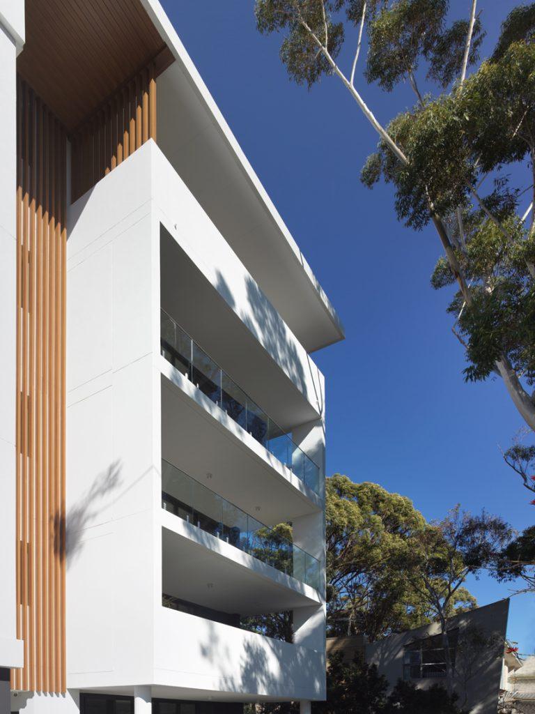 couvaras architects apartments exterior