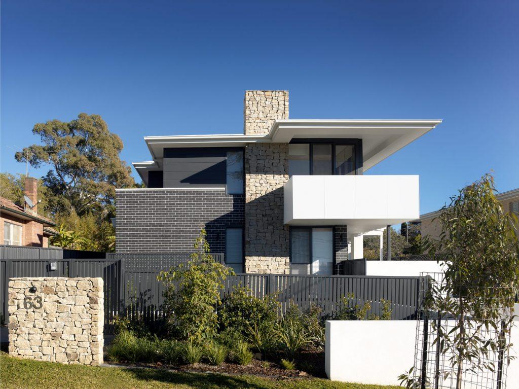 highview apartments - Couvaras Architects Sydney